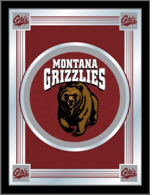 University of Montana Logo Mirror