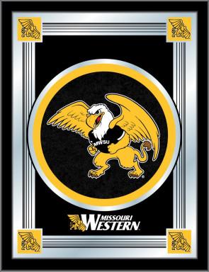 Missouri Western State Logo Mirror