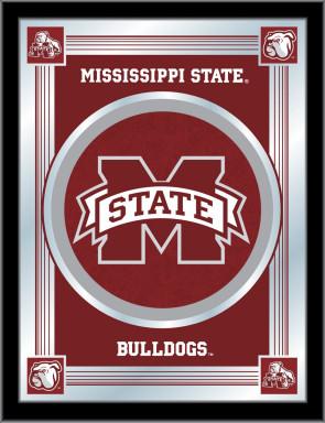 Mississippi State University Logo Mirror