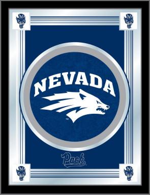 University of Nevada Logo Mirror
