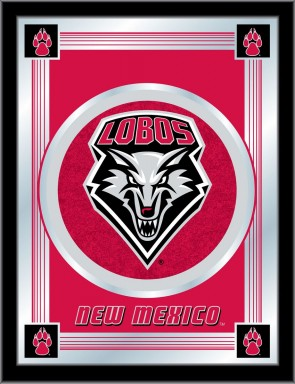 University of New Mexico Logo Mirror