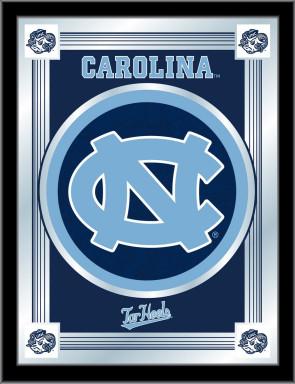 University of North Carolina Logo Mirror