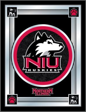 Northern Illinois University Logo Mirror