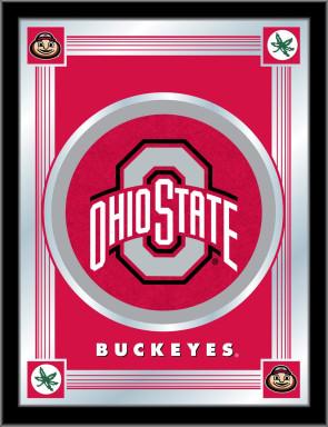 Ohio State Logo Mirror
