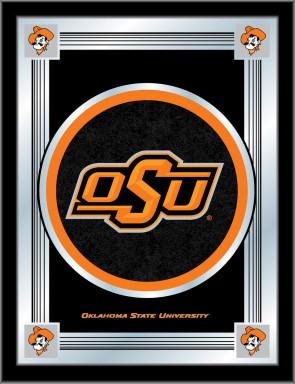 Oklahoma State Logo Mirror