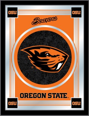 Oregon State University Logo Mirror