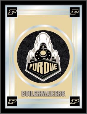 Purdue University Logo Mirror