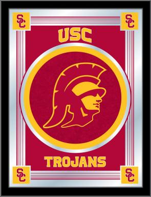 University of Southern California Logo Mirror