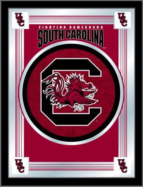 University of South Carolina Logo Mirror