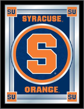 Syracuse University Logo Mirror