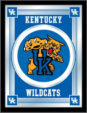 Kentucky Wildcat Logo Mirror