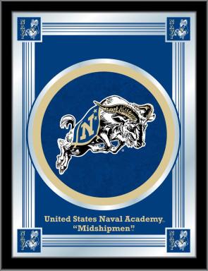 US Naval Academy Logo Mirror