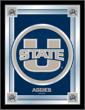 Utah State Logo Mirror