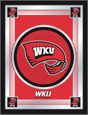 Western Kentucky University Logo Mirror