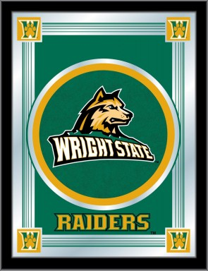 Wright State University Logo Mirror