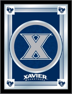 Xavier University Logo Mirror