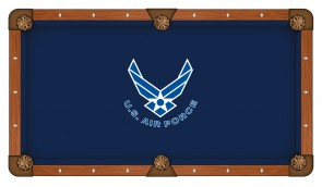 US Air Force Billiard Cloth
