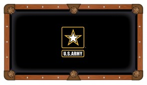 US Army Billiard Cloth
