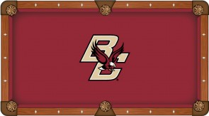 Boston College Billiard Cloth