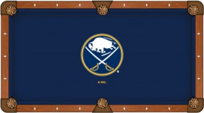 Buffalo Sabres Billiard Cloth