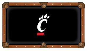 Cincinnati Billiard Cloth