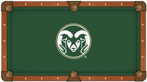 Colorado State Billiard Cloth
