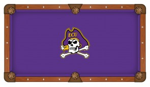 East Carolina Billiard Cloth