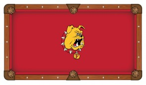 Ferris State Billiard Cloth