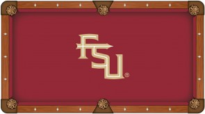 Florida State University Script Pool Table Cloth