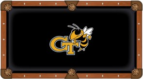 Georgia Tech Billiard Cloth
