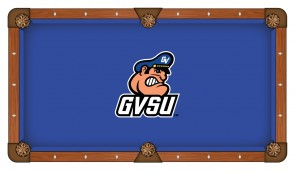 GVSU Billiard Cloth