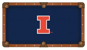 University Of Illinois College Teams Logo Product