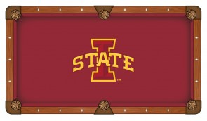 Iowa State Billiard Cloth