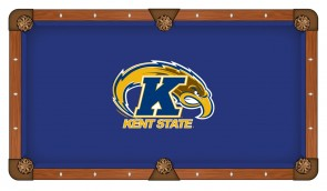 Kent State Billiard Cloth