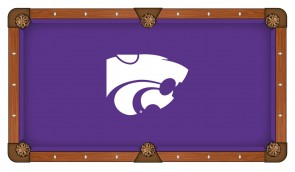 Kansas State Billiard Cloth
