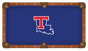 Louisiana Tech Billiard Cloth