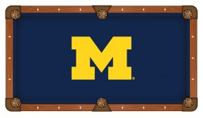 University of Michigan Billiard Cloth