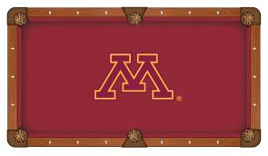 University of Minnesota Billiard Cloth