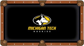 Michigan Tech Billiard Cloth