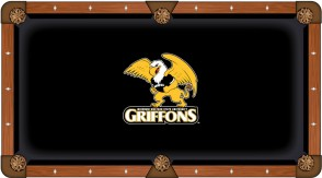 Missouri Western State Billiard Cloth