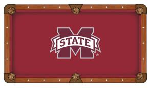 Mississippi State Billiard Cloth