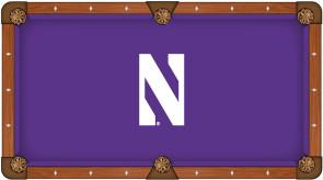 Northwestern Pool Table