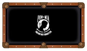 POW - MIA Billiard Cloth