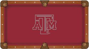 Texas A&M Billiard Cloth