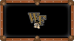 Wake Forest Billiard Cloth
