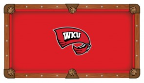Western Kentucky Billiard Cloth