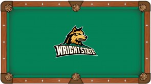 Wright State Billiard Cloth