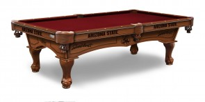 Arizona State Sparky Billiard Table