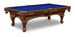Boise State Billiard Table