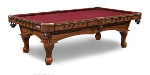 Boston College Billiard Table